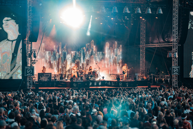 Tammerfest yleisöennätykseen 25-vuotisjuhlavuonnaan